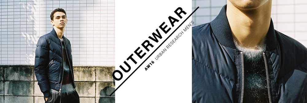 OUTERWEAR 16AW MEN