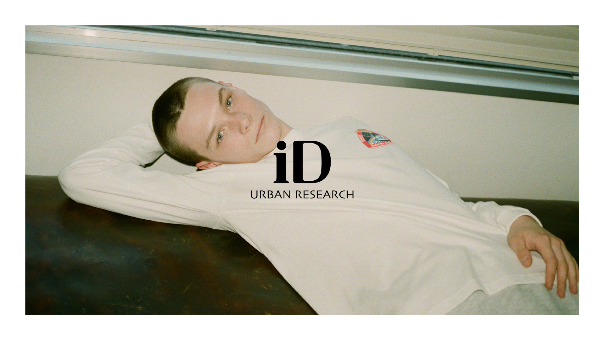 URBAN RESEARCH iD 2018 AUTUMN / WINTER