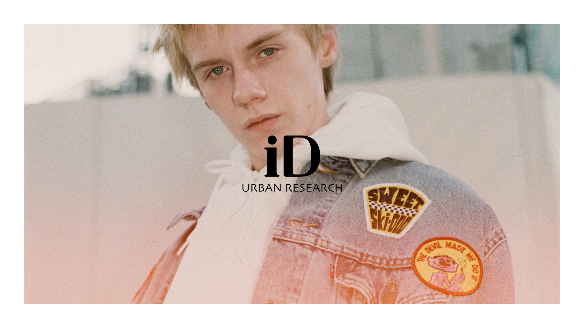 URBAN RESEARCH iD 2019 SPRING/SUMMER