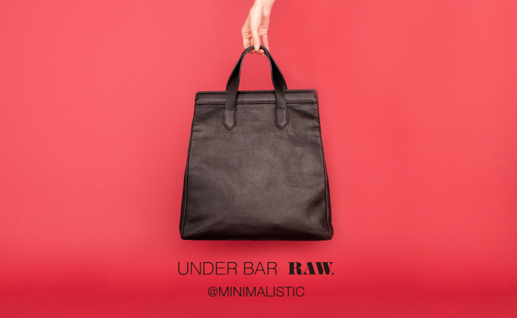 UNDER BAR RAW. @MINIMALISTIC Debut