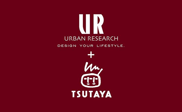 URBAN RESEARCHコラボレンタルバックが TSUTAYA EBISUBASHI限定で10月1日から展開中!