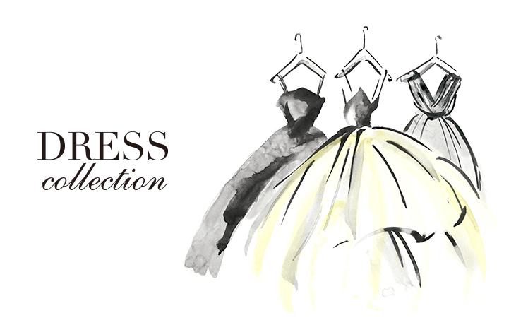 DRESS COLLECTION開催のお知らせ