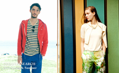 URBAN RESEARCH 2013 SPRING & SUMMER CATALOG