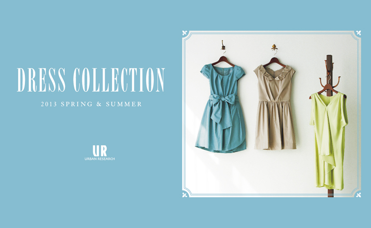 DRESS COLLECTIONを開催