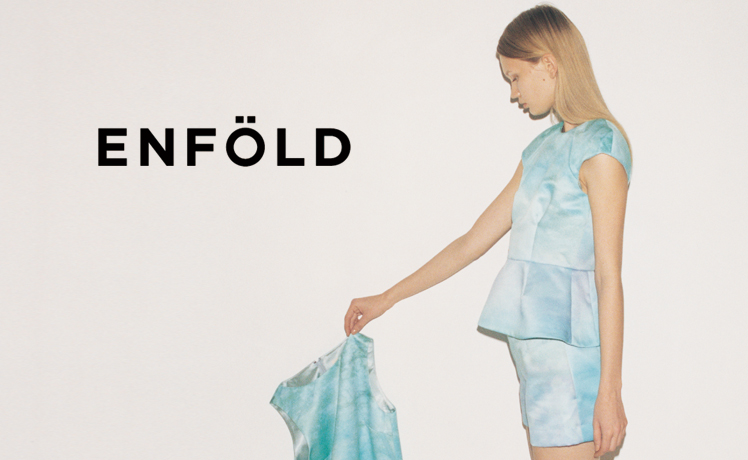 ENFOLD×URBAN RESEARCH 別注アイテム発売