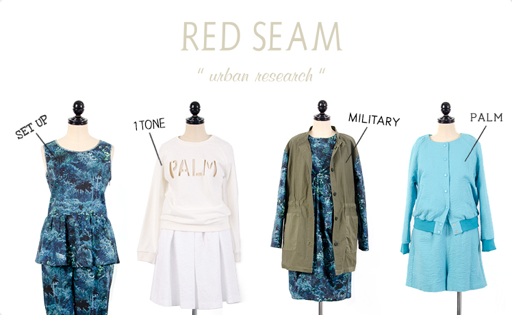 RED SEAM Women's 2013 Spring / Summer