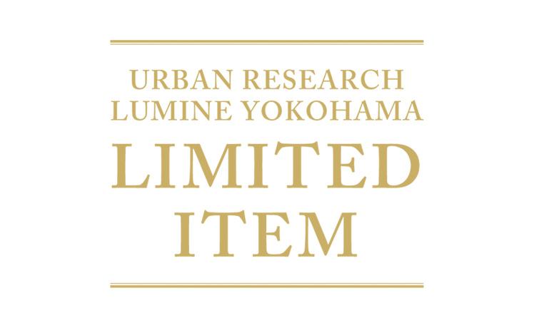 URBAN RESEARCH ルミネ横浜店限定『ニットレイヤードワンピース』