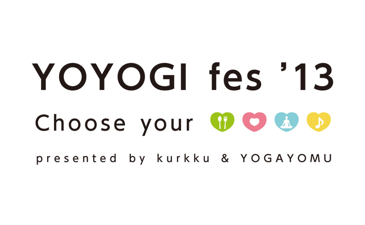 代々木VILLAGEにて「YOYOGI fes'13 -Choose your ????-」を開催