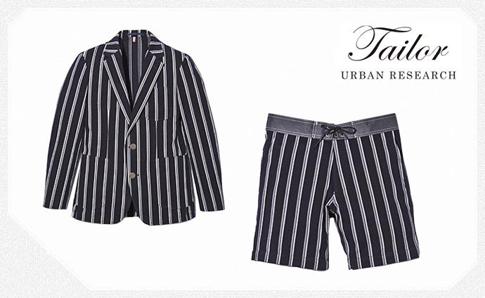 imabari towel × URBAN RESEARCH Tailor