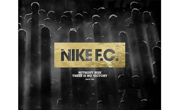 「NIKE F.C. POP UP SHOP」開催