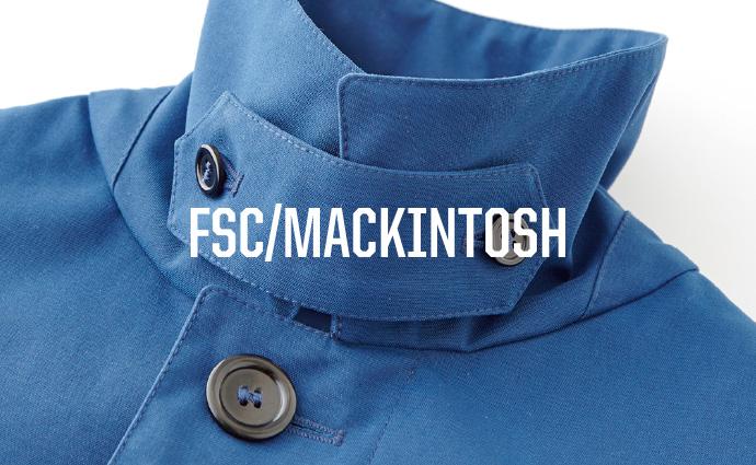 FREEMANS SPORTING CLUB × MACKINTOSH