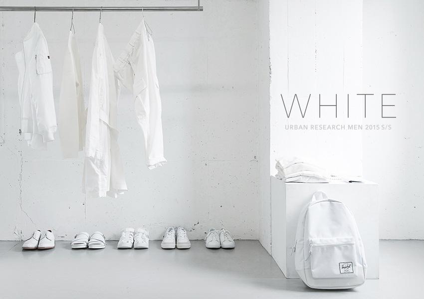 WHITE 2015 Spring & Summer
