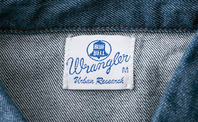 【9月25日(金)発売】Wrangler × URBAN RESEARCH iD<br />現代的にアップデートしたユニセックス対応のウエスタンシャツシリーズ