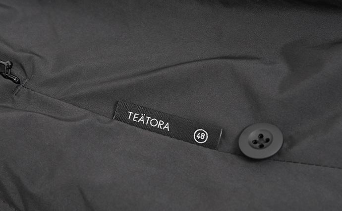 【10月2日(金)発売】TEATORA × URBAN RESEARCH<br />現代のノマドワーカーに向けたファンクショナルコートが登場