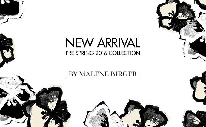BY MALENE BIRGER 2016 PRE SPRING 新作バッグが登場