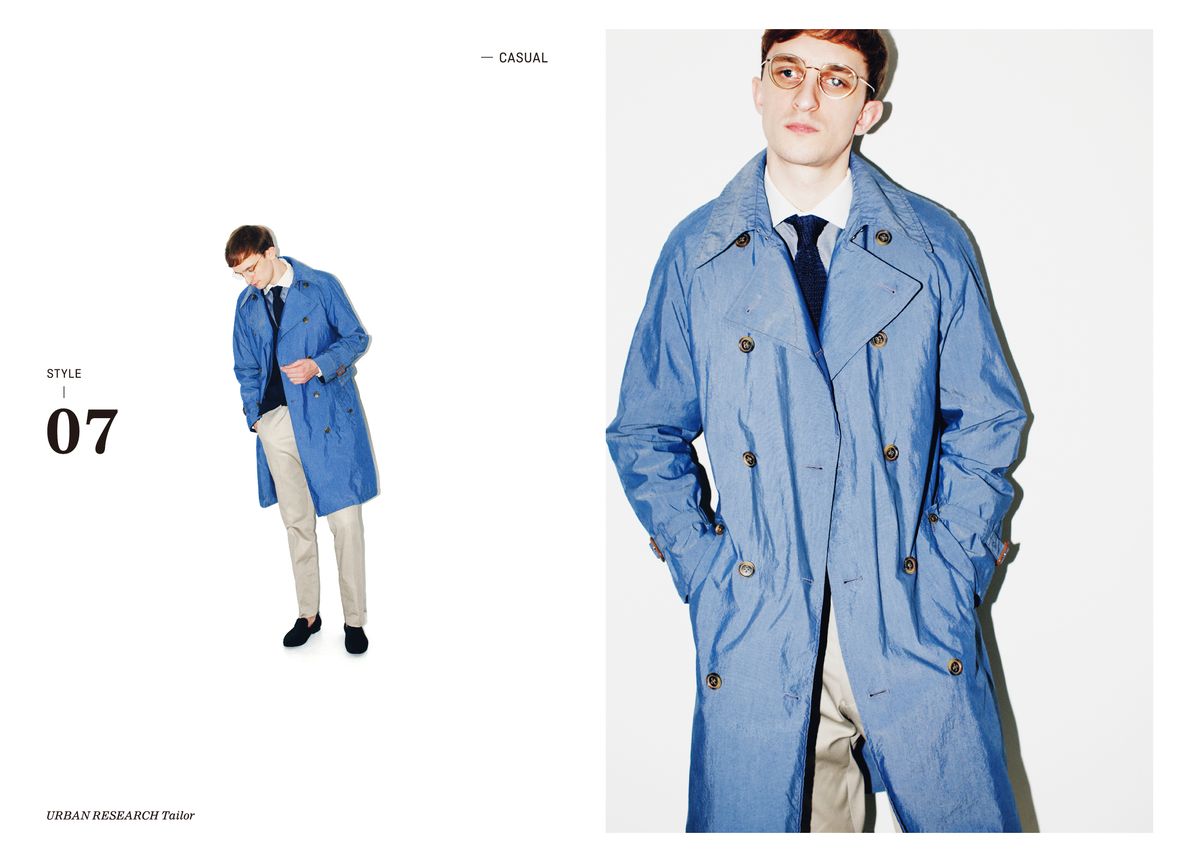 URBAN RESEARCH Tailor 2016 SPRING / SUMMER COLLECTION