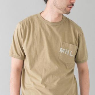 【販売開始】<br>MHL.×URBAN RESEARCHの別注TEEをリリース