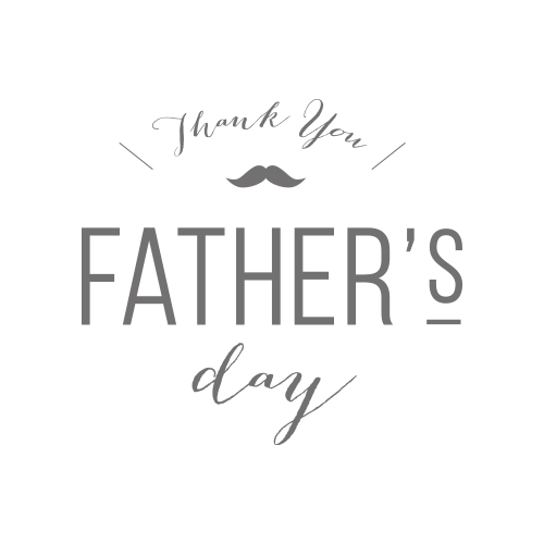 THANK YOU FATHER'S DAY