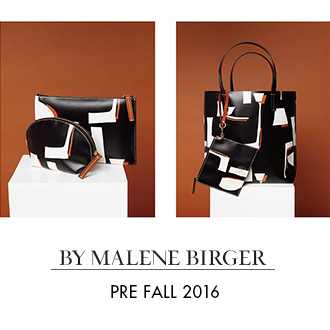 BY MALENE BIRGER NEW COLLECTION <br />2016 PRE FALL