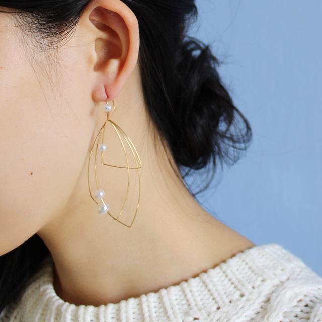 decor別注 Multi Wear Earrings