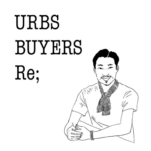 URBAN RESEARCH MEN BUYERインタビュー