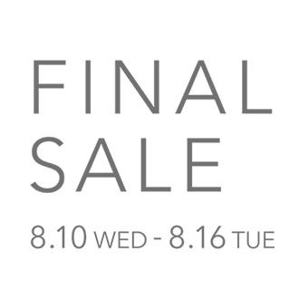 アーバンリサーチあべのHoop店「FINAL SALE」開催