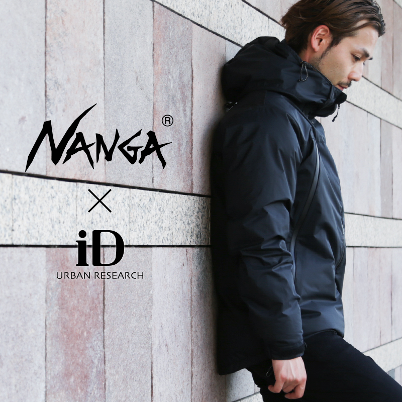 NANGA × URBAN RESEARCH iD