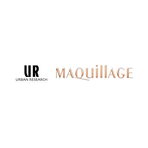 【MAQuillAGE × URBAN RESEARCH】ノベルティプレゼントのお知らせ