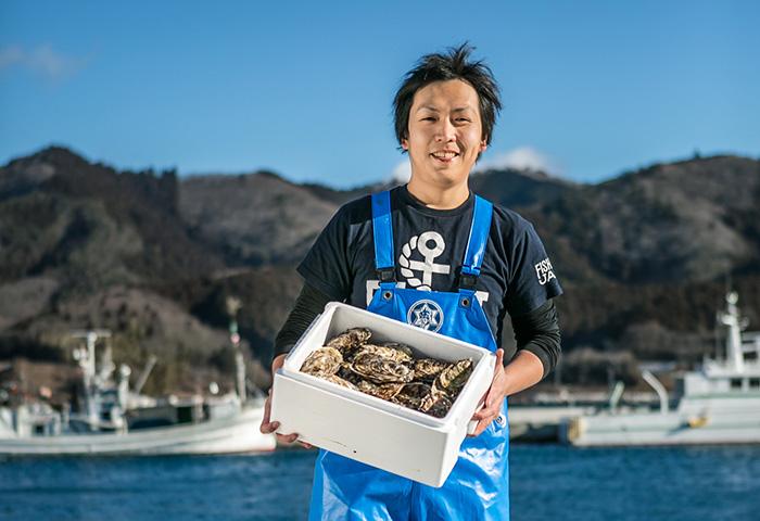 ジャパンメイドプロジェクトよりお知らせ!<br />女川産牡蠣のプレゼントキャンペーン実施中!