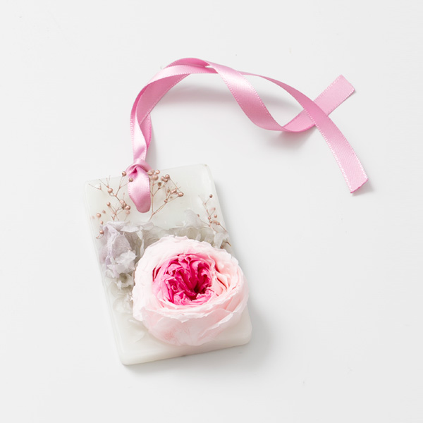 Millefeuille Rose
