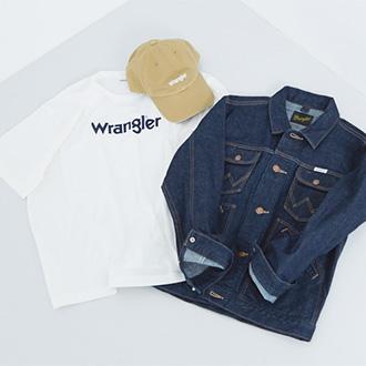 Wrangler × URBAN RESEARCHスペシャルコラボアイテムが発売