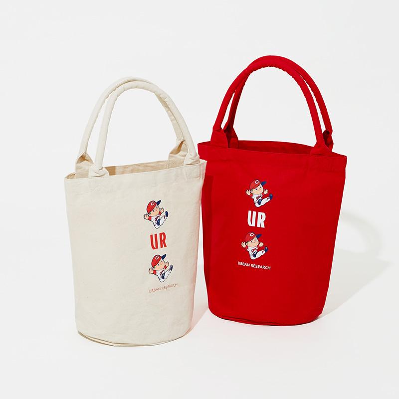 【4月21日(金)発売】広島東洋カープとコラボしたバケツバッグが登場