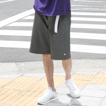Dickies×URBAN RESEARCH iD <br>別注1TUCK SHORTS