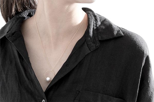Melissa McArthur Jewellery 別注necklace