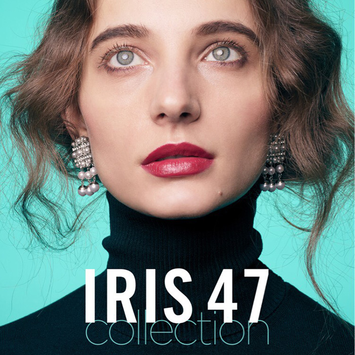 『IRIS 47 collection』開催