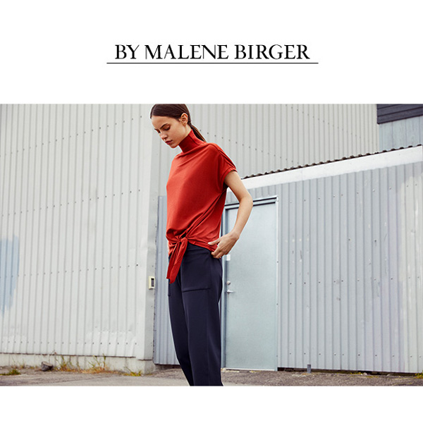 BY MALENE BIRGER 17 PRE FALL