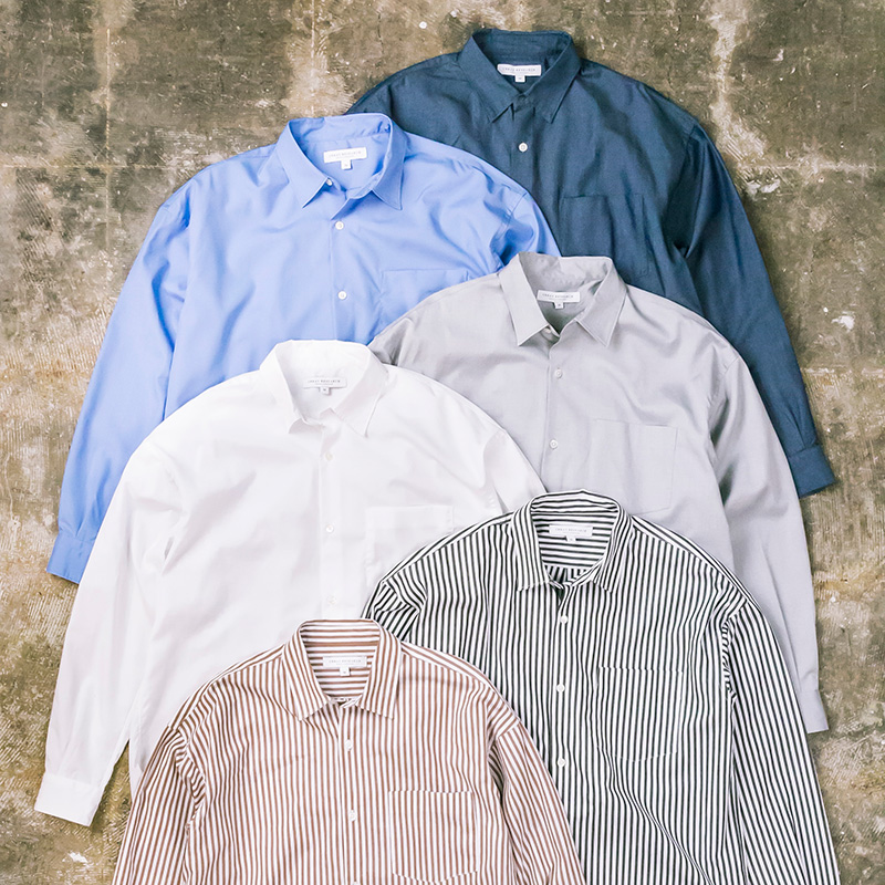 URBAN RESEARCH Men <br>2017 Autumn & Winter <br>Keyword 01:Over size