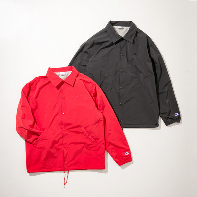 Champion × URBAN RESEARCH COACH JACKET