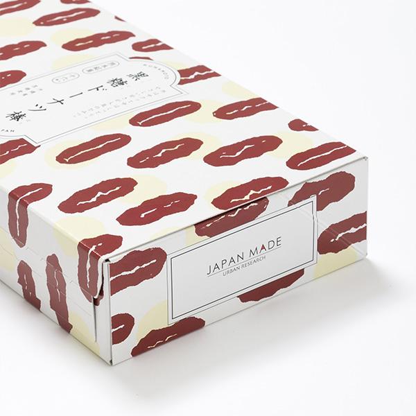 九州銘菓「黒糖ドーナツ棒」 アーバンリサーチ オリジナルパッケージ