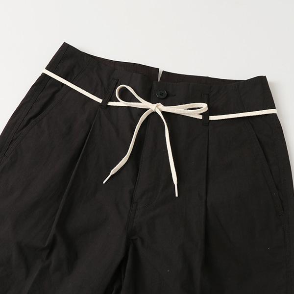 SLIP ON PANTS ディティール