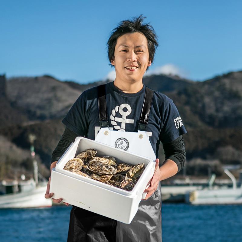 ジャパンメイドプロジェクトよりお知らせ!<br>大人気の女川産牡蠣プレゼントキャンペーンを今年も実施中!