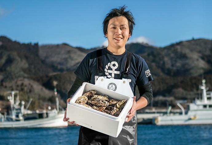 ジャパンメイドプロジェクトよりお知らせ!<br>女川産牡蠣のプレゼントキャンペーンを今年も実施中!