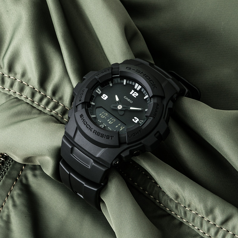 【1,000個限定発売】CASIO × URBAN RESEARCH G-SHOCK G100