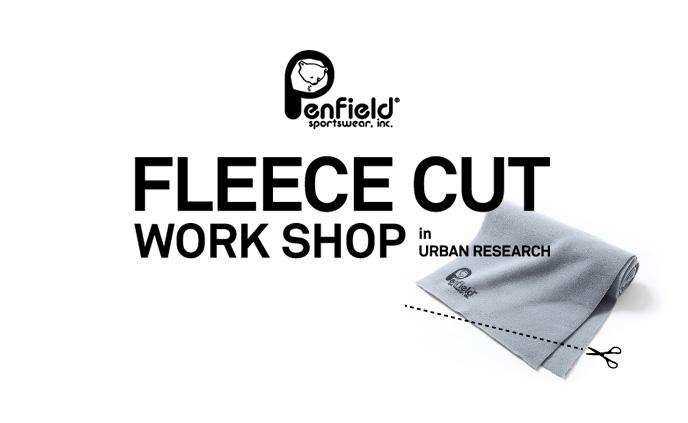Penfield FLEECE CUT WORK SHOP in URBAN RESEARCH