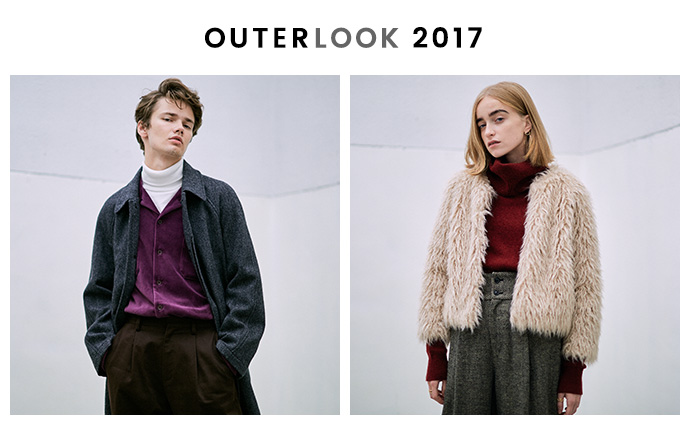 OUTER LOOK 2017公開のお知らせ