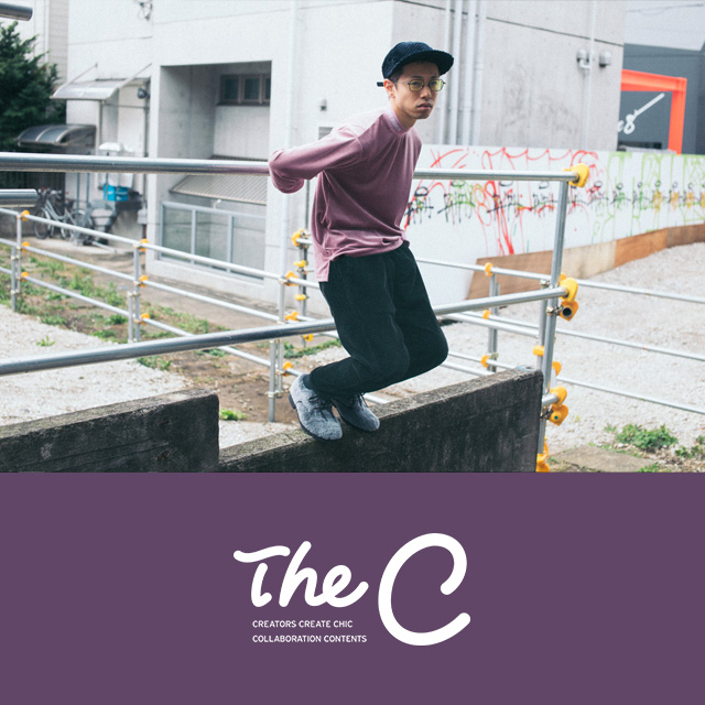 "URBAN RESEARCH iD ""The C"" vol.2 TEPPEI"