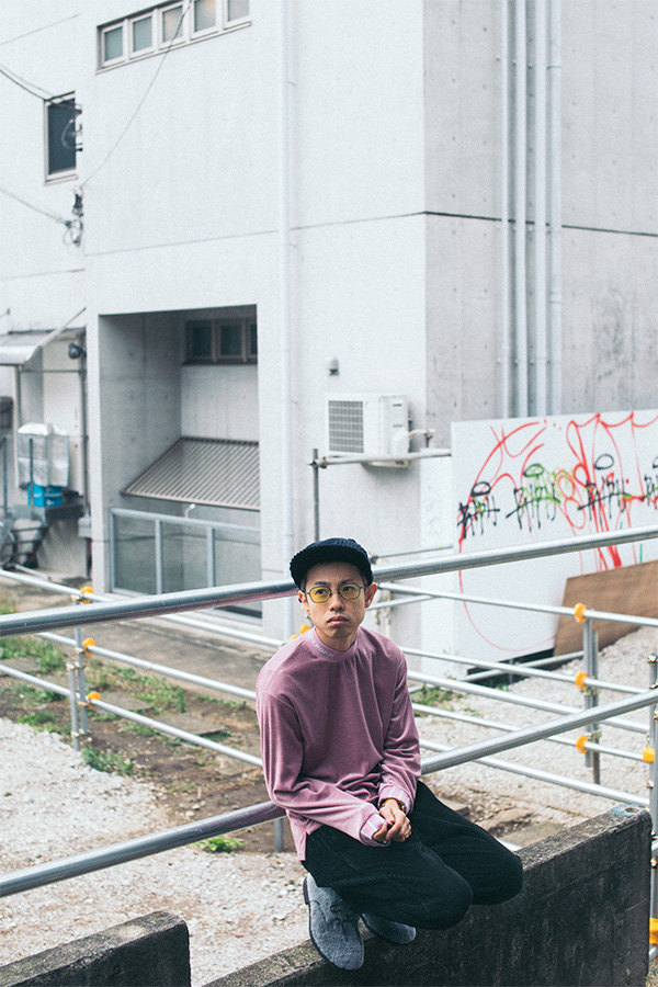 "URBAN RESEARCH iD ""The C"" vol.2 TEPPEI look 02"
