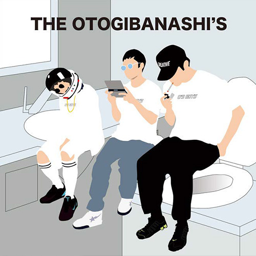 THE OTOGIBANASHI'S