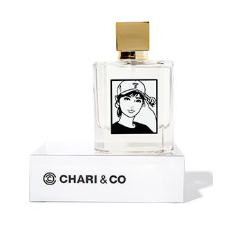 【12月1日(金) 発売】CHARI&CO × KYNE オードトワレ