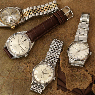 Mechanical Antique Watch Fair by Eguchi store